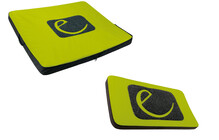 Edelrid Dead Point crash pad II vert/noir